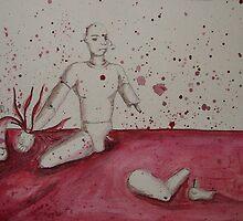 Self Mutilation by valenciasmiles