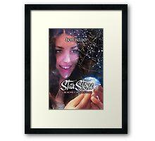 Star Stone Framed Print