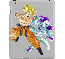 Goku vs. Frieza iPad Case/Skin
