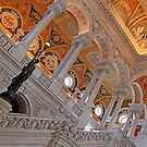 Inside The Library of Congress by Cora Wandel