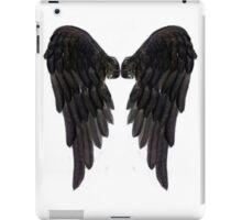 Bad Angel wings iPad Case/Skin