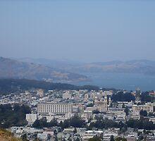 San Francisco by Cathy Jones