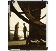 Harry and Dumbledore iPad Case/Skin