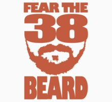 Fear The Beard Kids Clothes