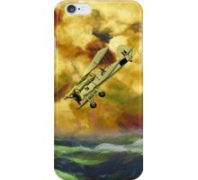 British WWII Swordfish Biplane iPhone Case/Skin