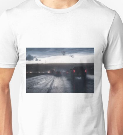 Dark Rain Unisex T-Shirt