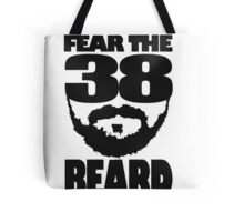 Fear The Beard Tote Bag