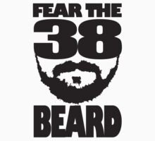 Fear The Beard Kids Tee