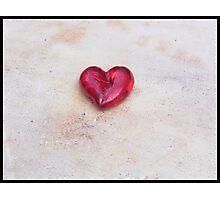 Mend my broken heart Photographic Print