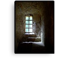 The Lord's Reading Place Canvas Print
