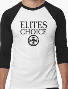 Elites Choice - Force Org Collection Men's Baseball ¾ T-Shirt