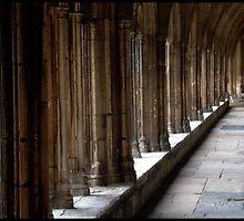 Where Thomas Becket took a walk by Rowan  Lewgalon