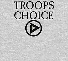 Troops Choice - Force Org Collection Unisex T-Shirt