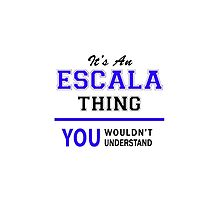 It's an ESCALA thing, you wouldn't understand !! by thenamer