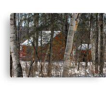 "My ""Dream House"" :) Canvas Print"