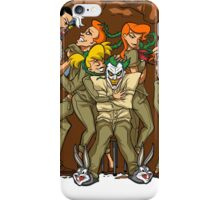 Arkham is the New Black iPhone Case/Skin