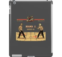 Club Fighter iPad Case/Skin