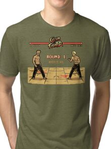 Club Fighter Tri-blend T-Shirt
