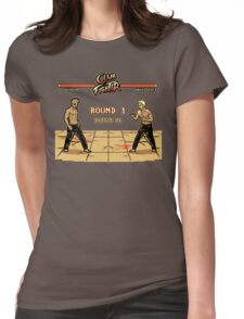 Club Fighter Womens Fitted T-Shirt