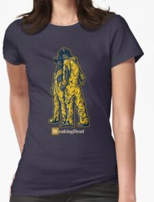 Breaking Dead Womens Fitted T-Shirt