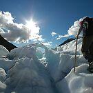 glacier walk arch by mtths