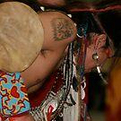 Potawatomie Dancer by Kate Purdy