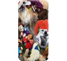 PLease........Just One More Toy for Christmas...... iPhone Case/Skin