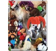 PLease........Just One More Toy for Christmas...... iPad Case/Skin