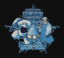 Frozen Yogurt by Letter-Q
