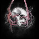 Skull Impression I by ROUBLE RUST