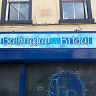 balbriggan bridal sign by imajicabizz