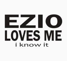 Ezio loves me by linarty
