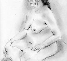 Model humming 053 by Sylvia Karall