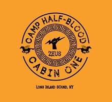 Percy Jackson - Camp Half-Blood - Cabin One - Zeus T-Shirt