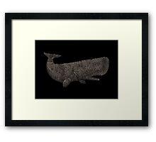 Whaline Framed Print