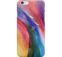 """Velocity No.2"" original artwork by Laura Tozer iPhone Case/Skin"