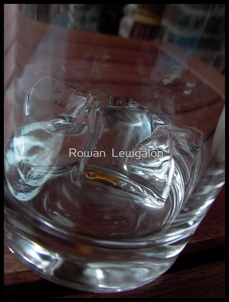 Ice Cubes by Rowan  Lewgalon