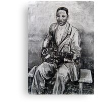 Muddy Waters Canvas Print
