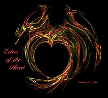 Echos of the Heart by Madeline M  Allen