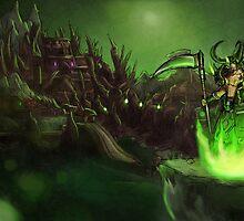 World of Warcraft - Fanart by Kurostars