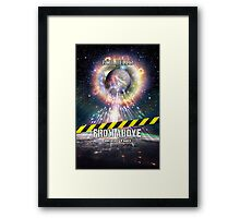From Above 2 Framed Print