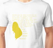 Into The Woods: Cinderella(Prologue) Unisex T-Shirt