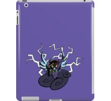 My Little Pony - MLP - Rainbow Dash - Shadowbolt - Rainbow in the Dark iPad Case/Skin