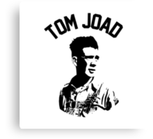Tom Joad Canvas Print