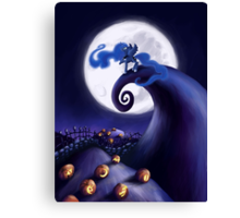 My Little Pony Princess Luna's Lament Canvas Print