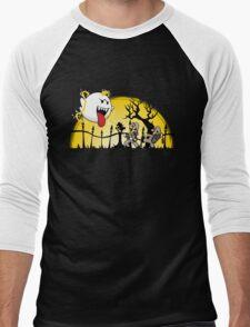 Ghostbusters Bros Men's Baseball ¾ T-Shirt