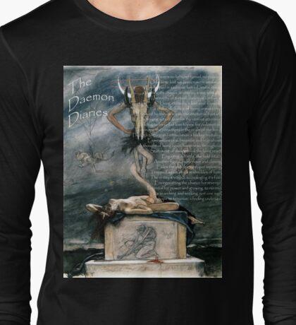 Daemon Diaries  Long Sleeve T-Shirt