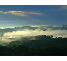 Above the Fog........ Photographic Print