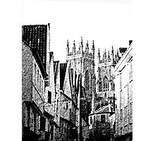 The Minster, York Photographic Print