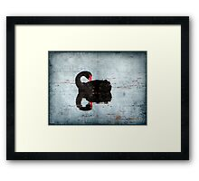 Morning on Dangars Lagoon Framed Print
